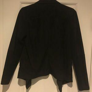 BB Dakota faux suede jacket